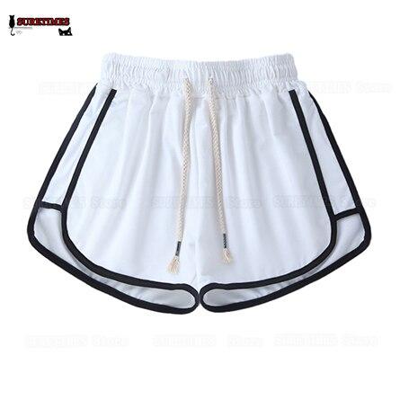 e39251505e Secret Love Women Active Shorts Tumblr Booty Fitness Kyliejenner Sporting  High Waist Joggers Shorts Bermuda Feminino Plus Size