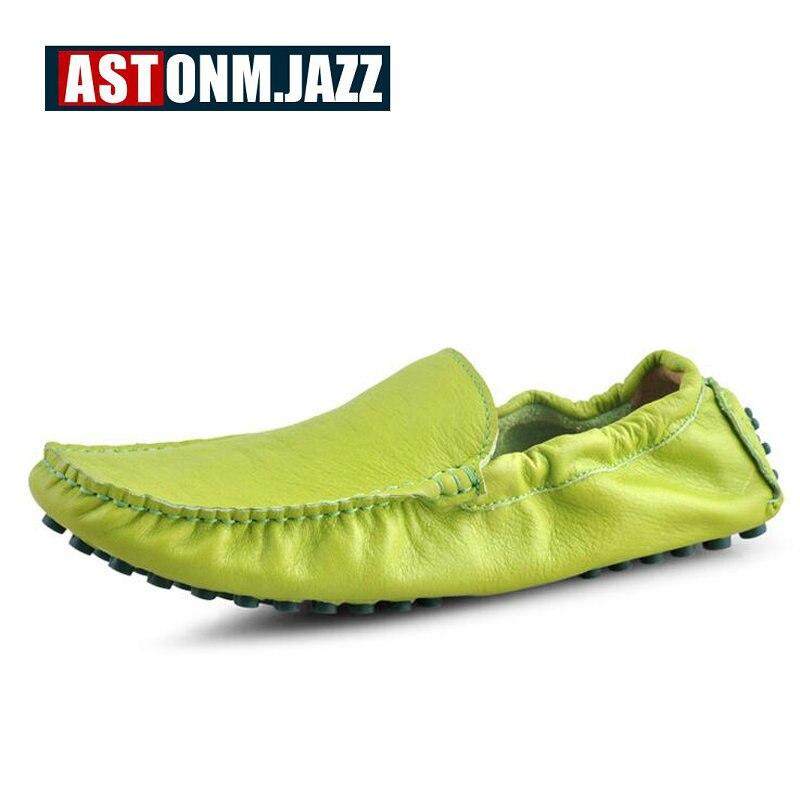 Cuir De Conduite Mocassins En Slip red Plate grey orange Semelle Occasionnels white Hommes Black blue Chaussures green on Velours z0pqpdfw