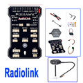 F17883 Radiolink PIX 32 Bit Flight Controller & M8N GPS Combo Set for AT9/AT10 Remote Controller OSD DIY RC Multicopter Drone