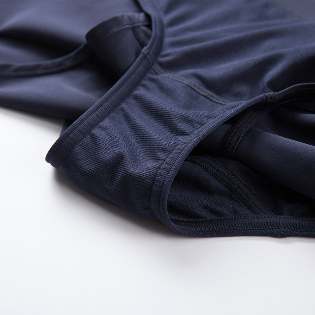 Workout Sports Shorts with Zip Pocket
