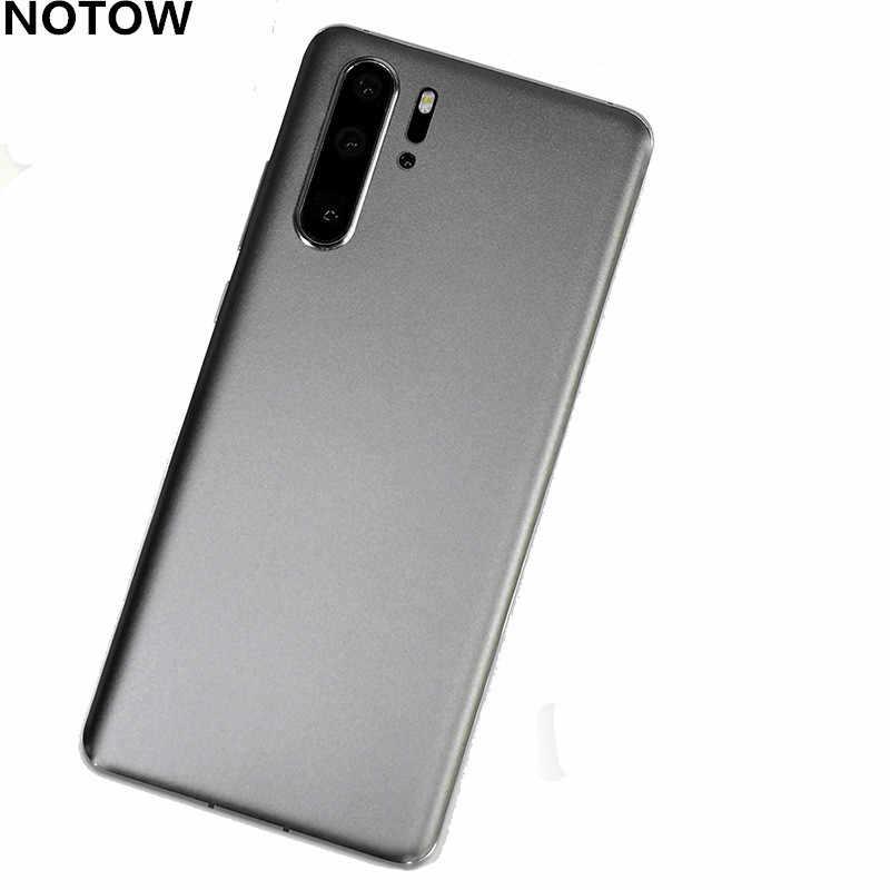 NOTOW thời trang TỰ LÀM Thay Đổi màu da phim di động lưng miếng dán bảo vệ màn hình Cho Huawei P30/P30Pro/p30Lite/P20 /p20pro/p20lite