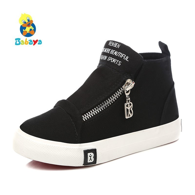 Kids Canvas shoes girls sneakers 2017 new spring summer children shoes boys shoes high leisure fashion kids sneakers declare крем люкс против морщин вокруг глаз 15 мл