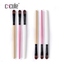 1PC Professional Oblique Eye Brow Eyeshadow Blending Pencil Brush Make up tool Cosmetic Smooth Angled Eyebrow