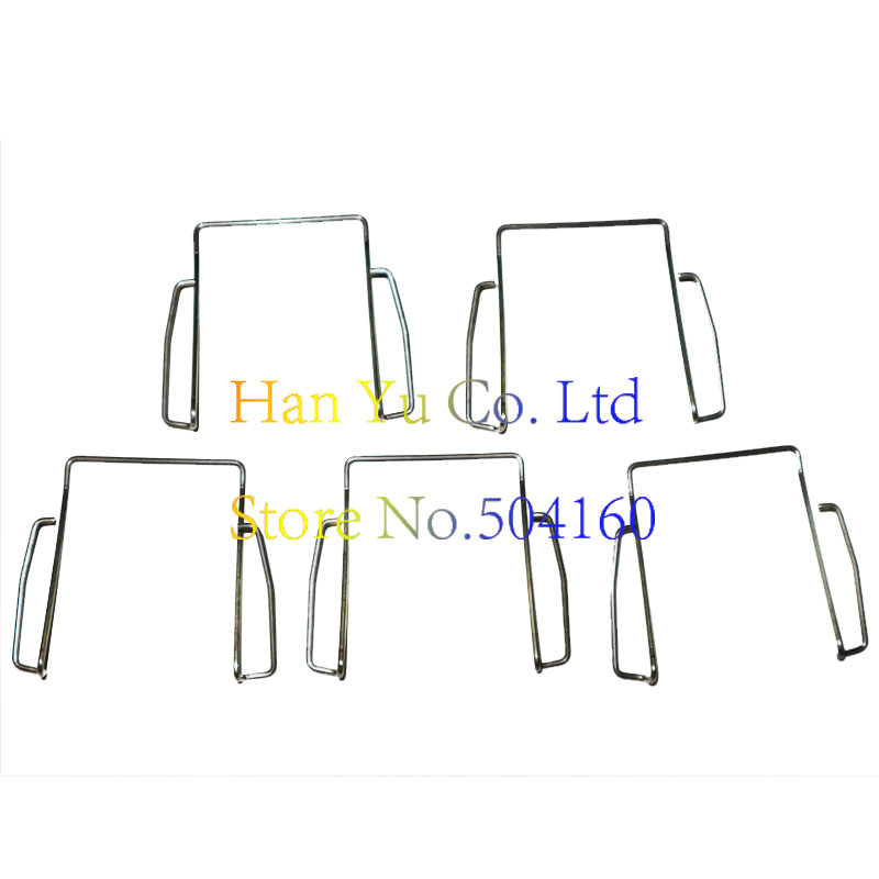 Free Shipping 5pcs Unit Metal Replacement Belt Clips for