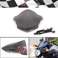 Motocicleta parabrisas parabrisas de pare brise fite para yamaha fz-07 mt 07 mt-07 humo 2014-205 2016