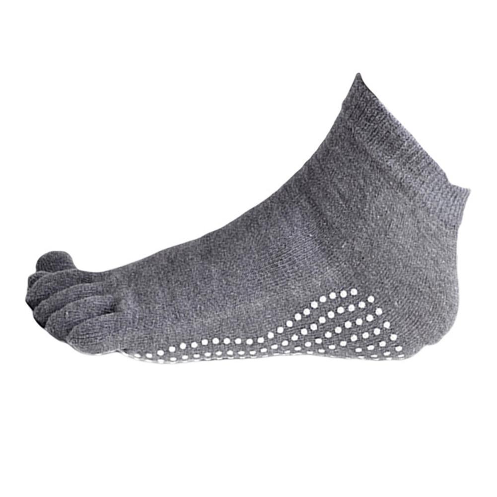 ★  Спортивные носки для фитнеса Противоскольжения с пятью носками Дышащий Восхождение Отдых на природе  ★