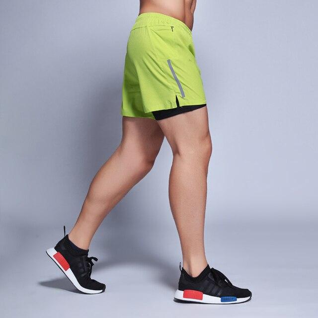 d412a910553e € 11.71  Zapatillas de deporte Ligero hombres Pantalones Cortos de  entrenamiento de fitness Pantalones Cortos con malla transpirable boxer con  ...