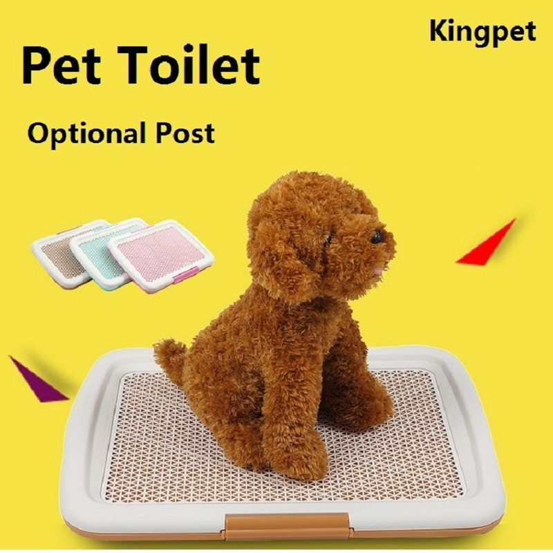 pet toilet with guide posts toilet tray use dog litter box dog lawn toilet training kingpetin houses kennels u0026 pens from home u0026 garden on