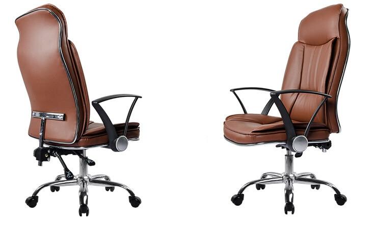 Fashion luxe leisure bureaustoel ergonomische zachte computer
