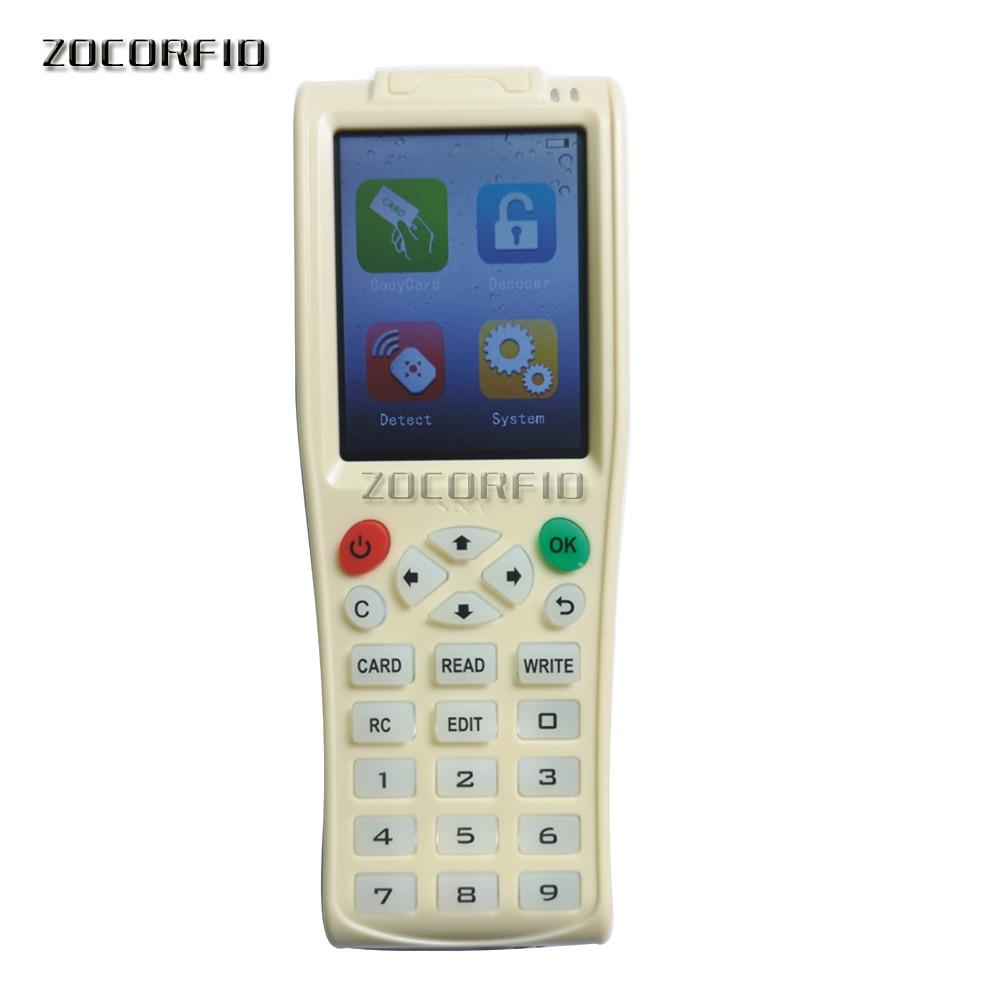 iCopy 8 RFID Copier Duplicator English Version Newest iCopy8 with Full Decode Function Smart Card Key