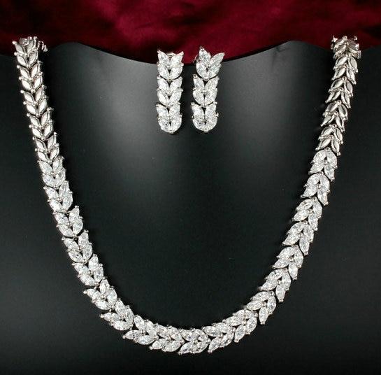 Aliexpress Com Buy New Fashion Necklace Earrings Bridal: Aliexpress.com : Buy SINZRY New Arrival Fashion Wheat Ear