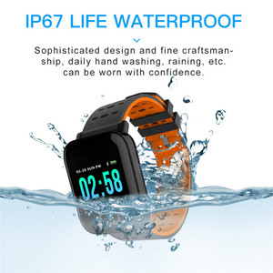 Image 4 - 13 Inch Smart Watch Heart Rate Monitor Sport Smart Bracelet Sleep Monitor Waterproof Smartwatch Wristband for IOS Android