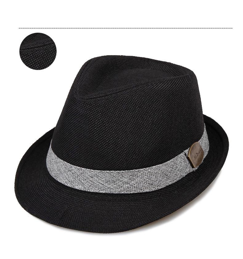 vintage fedora hat black fedora hats for men wool felt hat mens hats fedoras mens fedora hats winter vintage hat jazz hat (33)