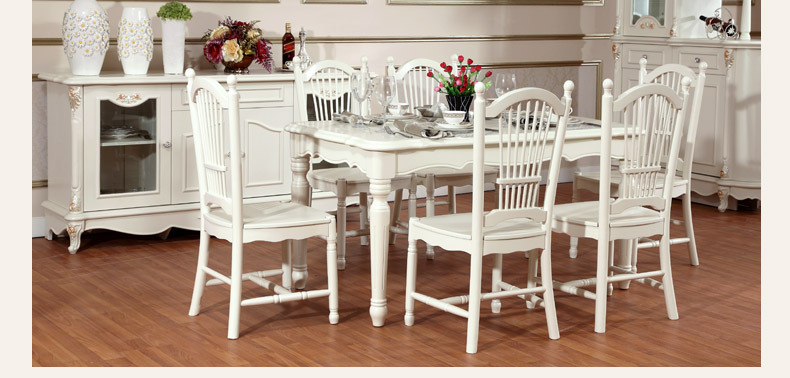 Newest Wholesale Europe Classic Style Dining Room Furniture Sets D901China