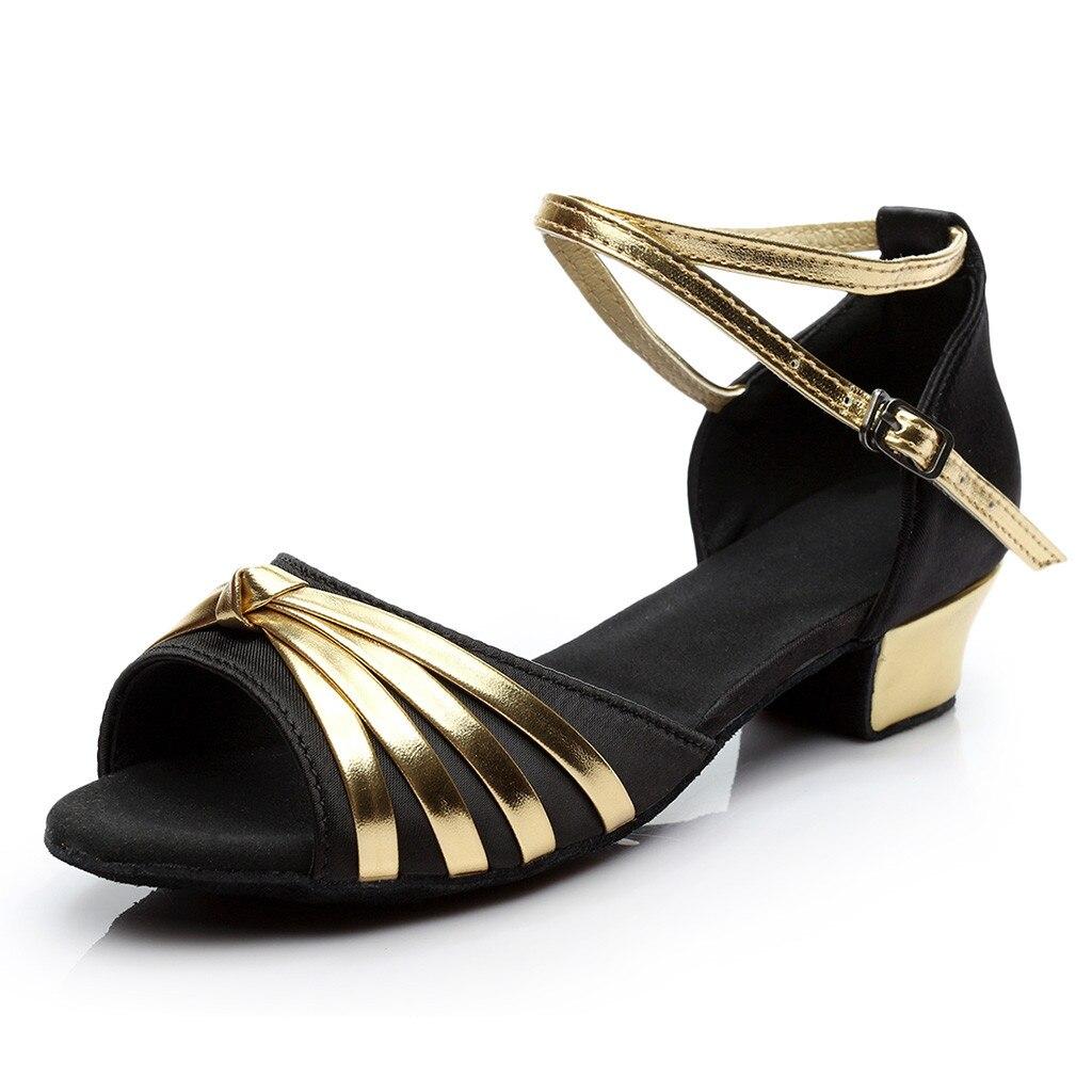 YOUYEDIAN Female Sandal Buckle-Strap Heel Plataforma Women Shoes Square Peep-Toe Fashion
