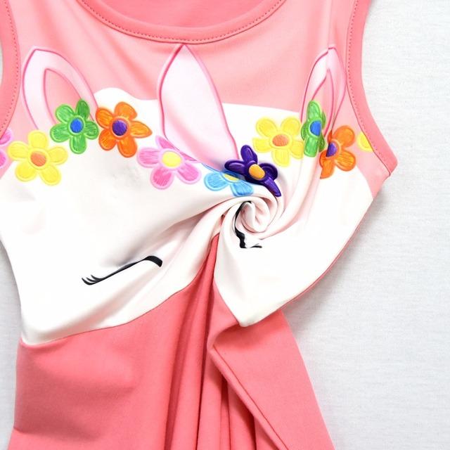 Bébé Enfants Robes Little Pony Licorne Robe Coton Robe De Noël Halloween Costume Filles Kids Party Robes LICORNE Costume