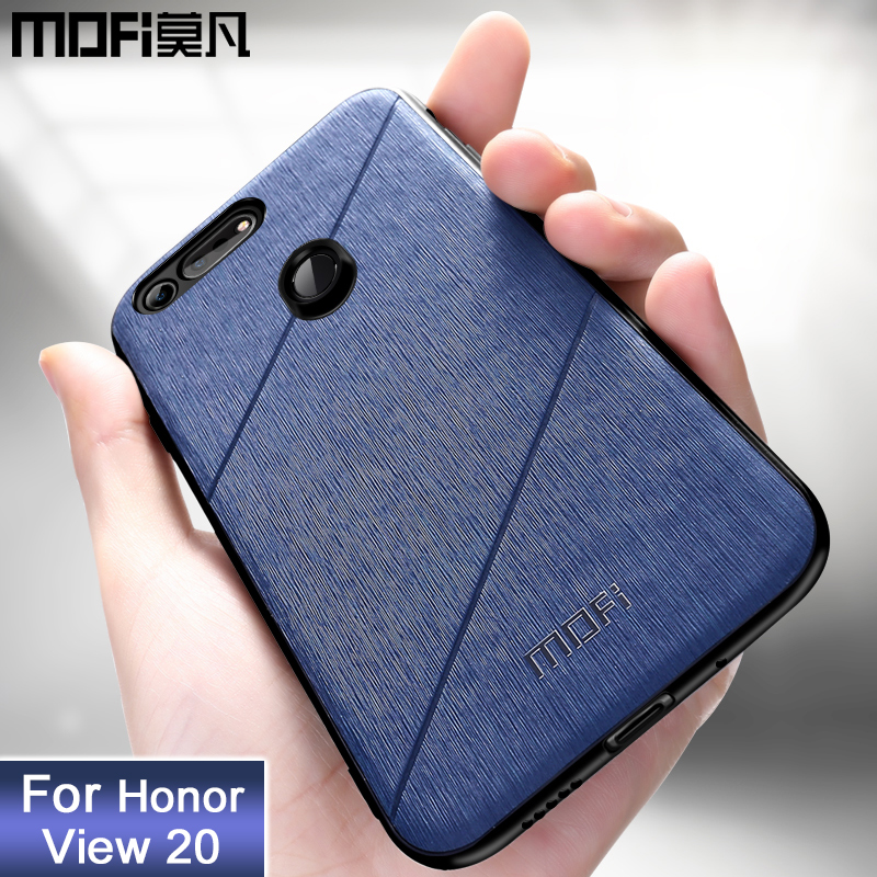 MOFi original for huawei honor view 20 case back cover protective for honor v20 case coque business for huawei view20 case cover