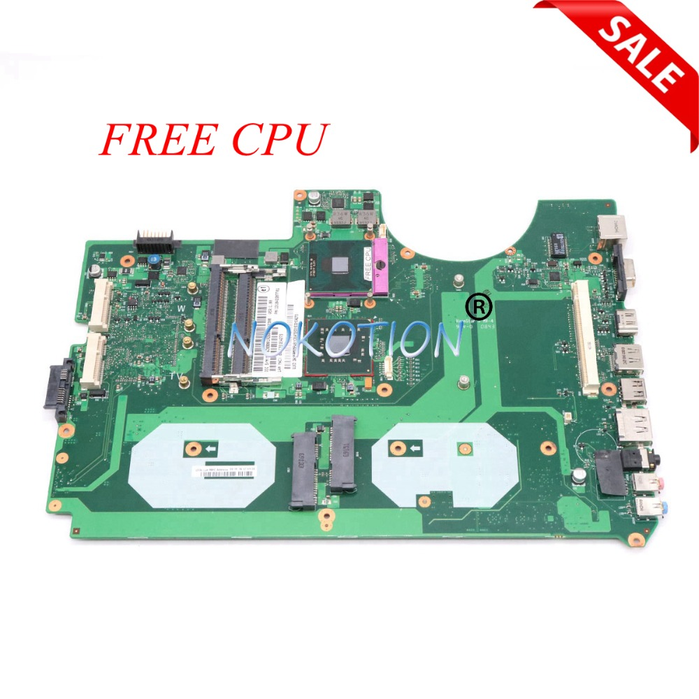MBASZ0B001 MB.ASZ0B.001 Laptop Motherboard For Acer Aspire 8930 8930G PM45 DDR3 6050A2207701-MB-A02 1310A2207701 Free Cpu