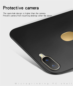 Image 5 - For OPPO A7 Case Silm Luxury Ultra Thin Smooth Hard PC Phone Case For OPPO A7 Back Cover For OPPO A7 A 7 Full Protection Fundas