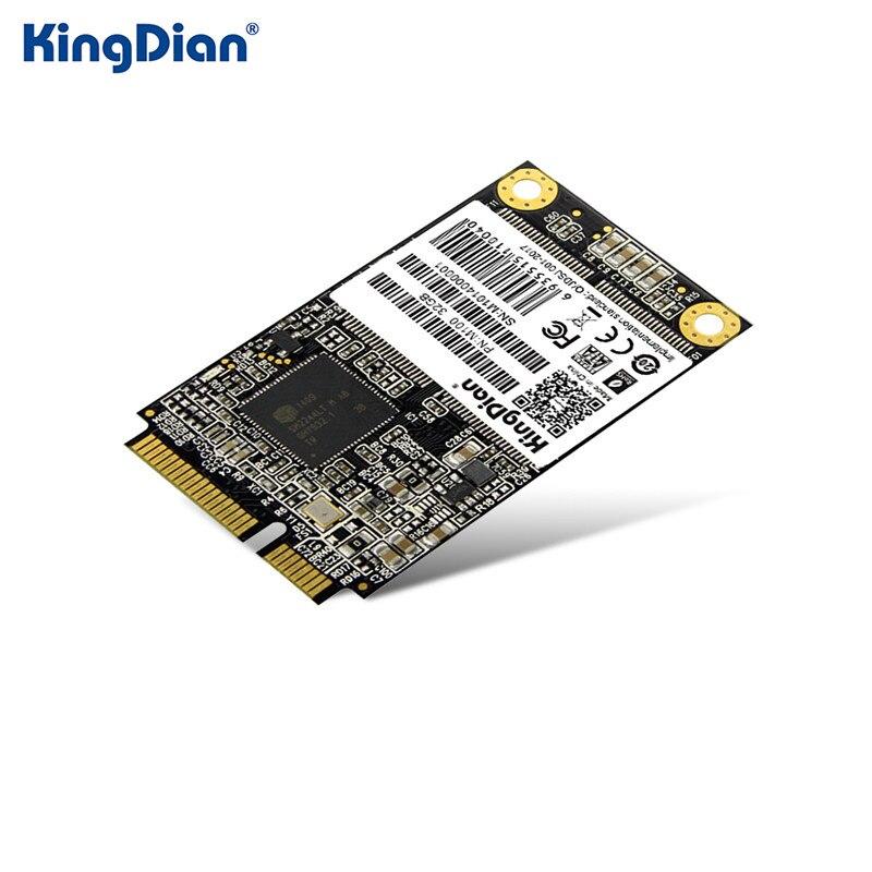 NEW KingDian mSATA Mini SATA M100 32GB / M200 60GB SSD Built-in Solid State Drive kingdian sata ssd s100 solid state drive