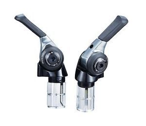 Microshift TT Bar end shifter BS-A11 road bike bicycle shifters 11 speed Shift Lever  for Shimano Ultegra 6800, 105 5800