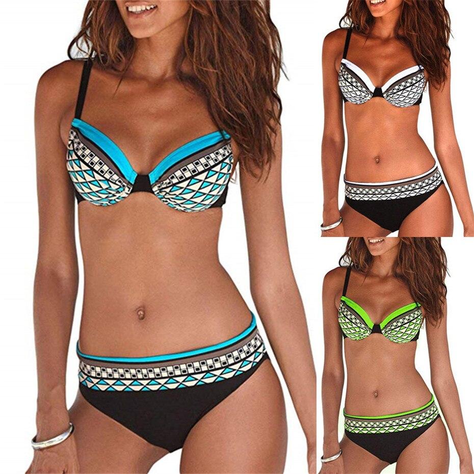 Swimsuit Swimwear for Women Affordable Summer Vintage Bikini Beachwear Cover Up