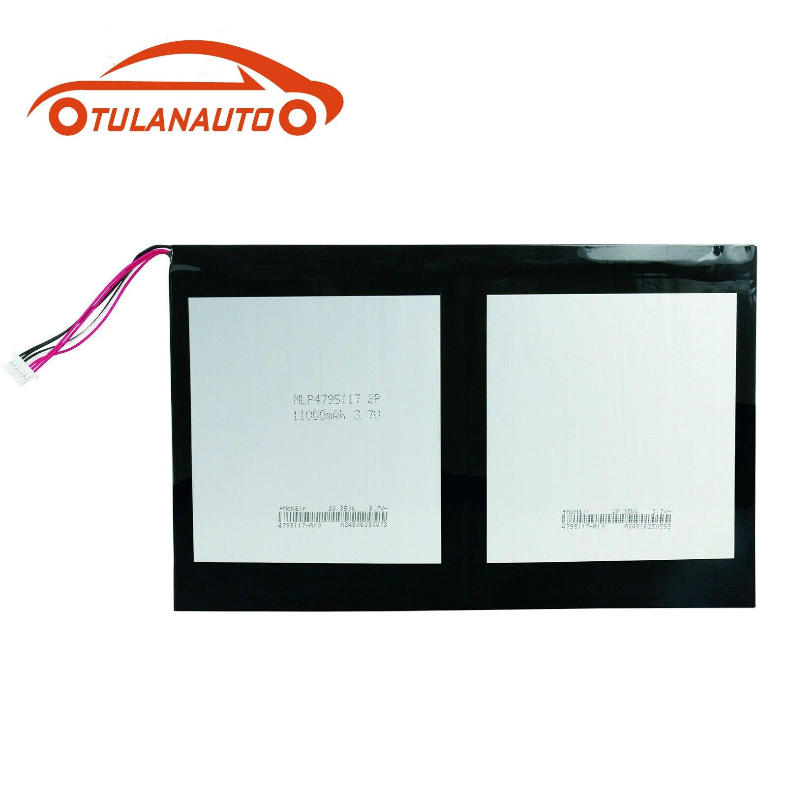 TULANAUTO pour Autel MaxiSys MS908 MS908P PRO batterie d'origine en gros