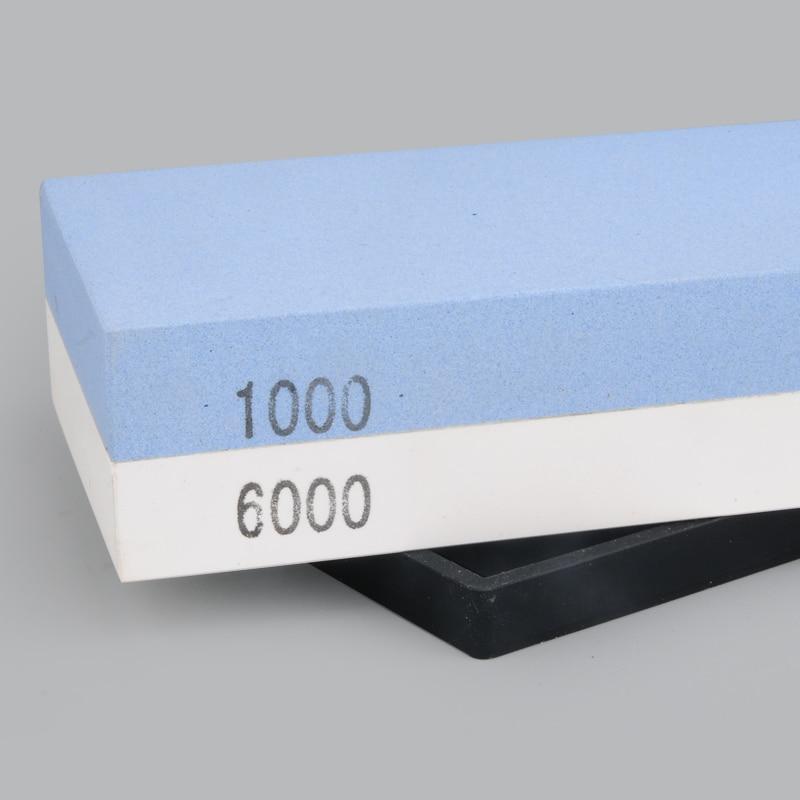 1 шт. 1000/6000 # мелкий точильный камень, профессиональная точилка для ножей, точилка для ножей, точильный нож, камень, кухонные инструменты, масл