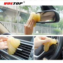 VOLTOP Car Wash Mud Cleaning Tool Clay Bar Auto Interior Car Accessories Home Office Details Dirty Strong Adhesion Remove Sludge