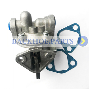 Image 1 - Brandstofpomp 119600 52021 voor Yanmar 3TN66 3TNE68 3TNE74 3TNA 3D68E Motor