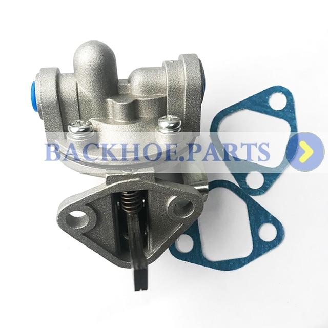 Fuel Lift Pump 119600 52021 for Yanmar 3TN66 3TNE68 3TNE74 3TNA 3D68E Engine
