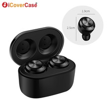 Bluetooth Earphone For Oneplus 6T 6 1+6 T 5T 5 3T 3 2 1 X one plus Wireless Headset Earbud Headphone Case Phone Accessory