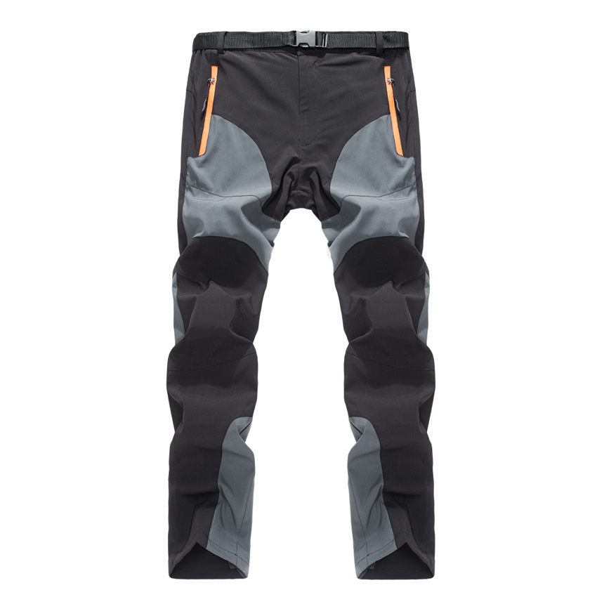 Image 4 - 2019 Men's Summer Quick Dry Pants Outdoor Sports Breathable Hiking Camping Trekking Travel Fishing Climbing Trousers-in Hiking Pants from Sports & Entertainment