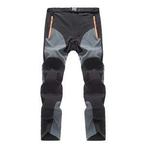 Image 4 - 2020 Mens Summer Quick Dry Pants Outdoor Sports Breathable Hiking Camping Trekking Travel Fishing Climbing Trousers