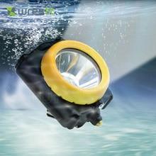Kl5m-c 1 шт. LED беспроводные Кепки лампы Шахтер свет компанией DHL
