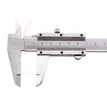 On sale 1Pcs New Eyebrow Bar Measurement 0-150mm/0.02mm Metal Calipers Gauge Micrometer Measuring Tools eyebrow measurement for tattoo