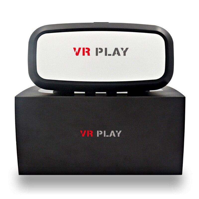 New font b VR b font Play 3D Smart Glasses font b VR b font BOX