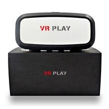 """ใหม่VRเล่น3Dสมาร์ทแว่นตาVRกล่องชุดหูฟังVRความจริงเสมือนแว่นตา3D 3dมือถือแว่นตาทีวีสำหรับ3.5 """"~ 6.0″มาร์ทโฟนแว่นตา"""