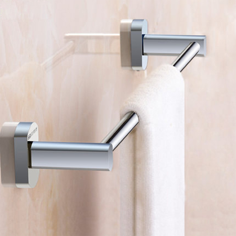 copper Single towel rack Single towel bar Towel rack Extended towel pendant Bathroom Bathroom Hardware Accessories стоимость
