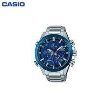 Наручные часы Casio EQB-501DB-2A мужские с кварцевым хронографом на браслете