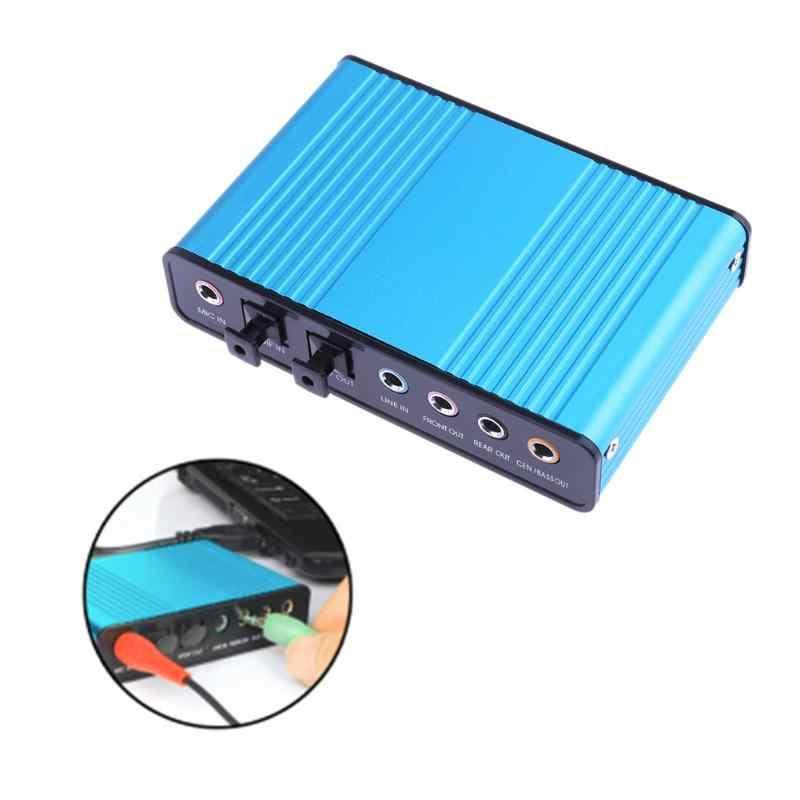 外部 Usb サウンドカードチャンネル 5.1 7.1 光オーディオカードアダプタオーディオカードコンバータチップセットラップトップ Pc 用オーディオアダプタ新しい