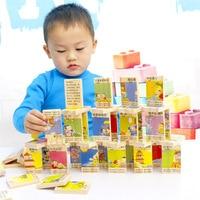 Mwz 50 sztuk drewniane domino tang poezja bloki drukowanie dwustronne tradycyjnej kultury chińskiej nauki i edukacji zabawki prezenty