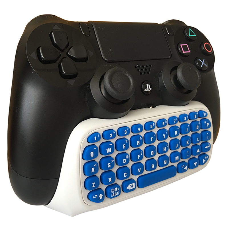 PS4 Accessories Message Chatpad For SONY Playstation 4
