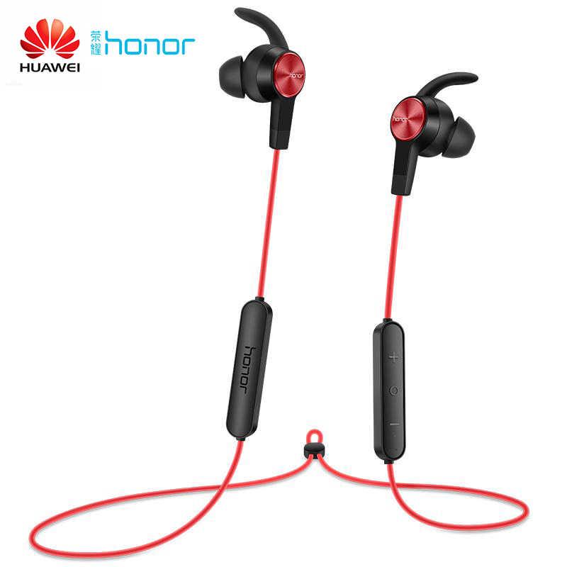 Huawei 社の名誉 xSport Bluetooth ヘッドセット AM61 IPX5 防水 BT4.1 音楽マイクワイヤレス