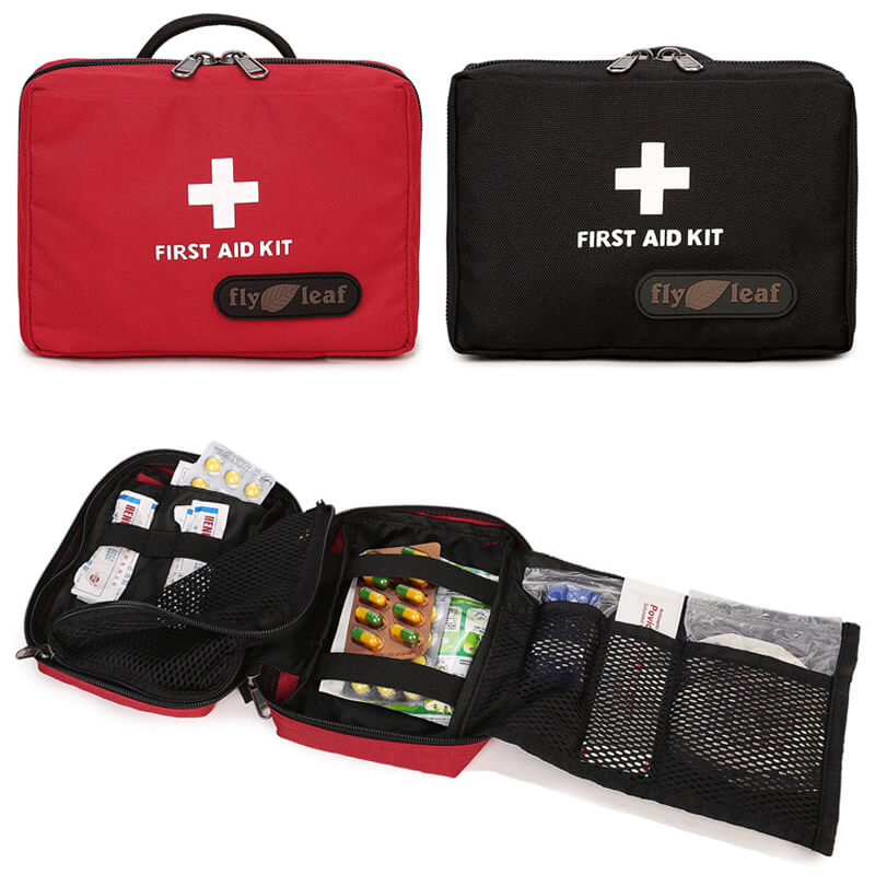 Portable Mini First Aid Kit Outdoor Camping Medical Bag Tactical Military First Aid Bag Family Car Emergency Survival Kit Bag