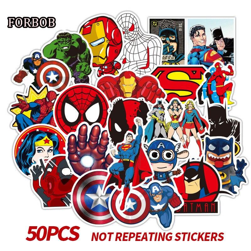 Étoile en forme de bande dessinée Table Confettis DC Marvel