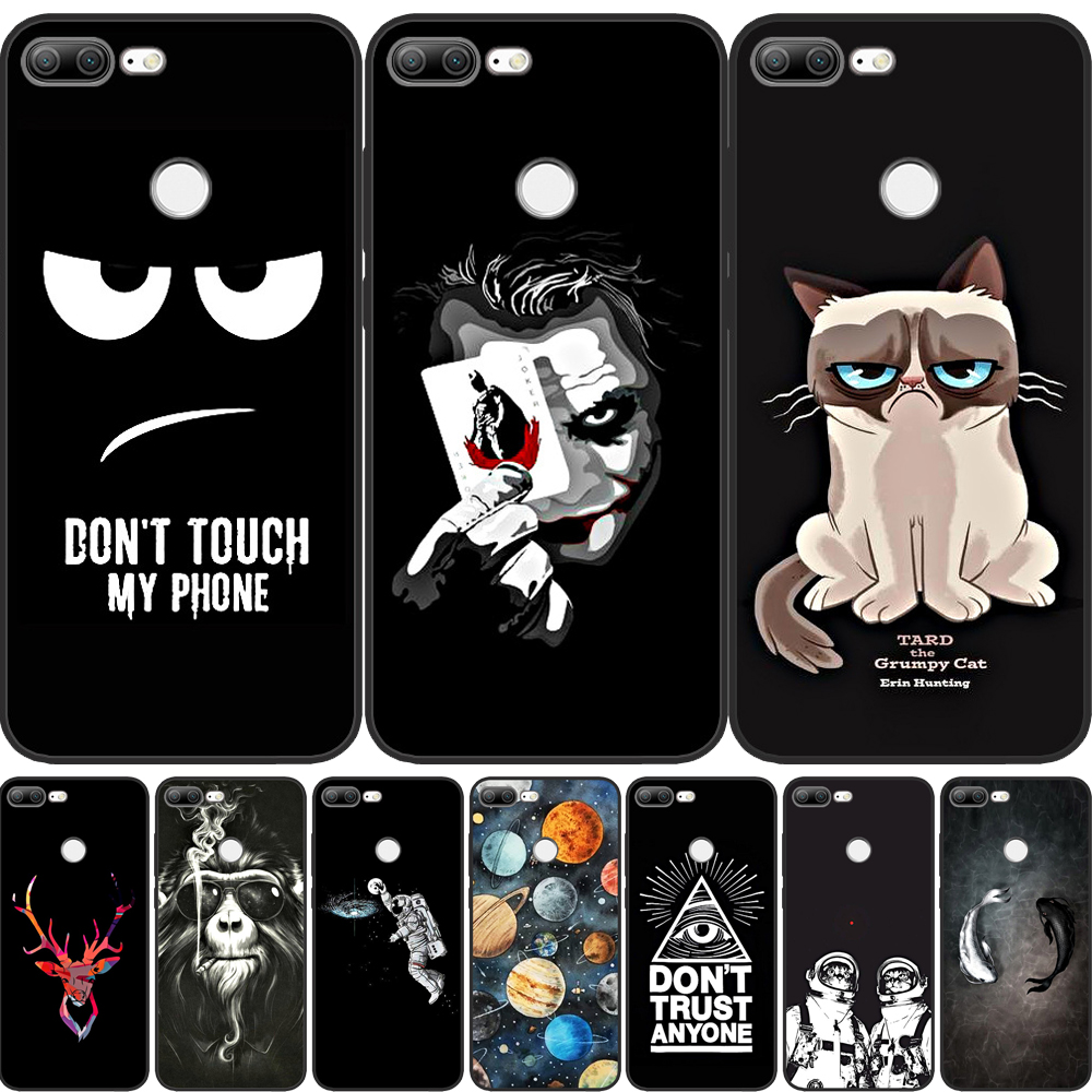 e8c3cf8b5d4 For Huawei Honor 9 Lite Case Cover for Huawei Honor 9 Case funda Bumper  Silicon Phone