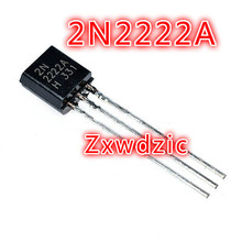 100PCS 2N2222 2N2222A TO92 new and original IC 100pcs lot transistor 2sc3415 c3415 to92