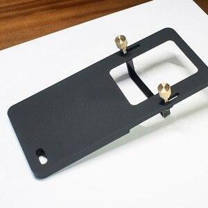 Image 3 - FUNSNAP Aluminum Switch Mount Camera Stabilizer for GoPro Hero 6/5/4 Motion Camera Adapter Plate Handheld Gimbal Accessory
