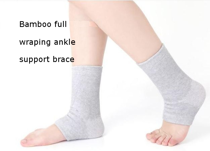 e33c428929 4 pairs/Lot Bamboo Carbon Fiber Ankle Support,Ankle protector for Sports  Compression Ankle Brace Sleeve Wraps-in Braces & Supports from Beauty &  Health on ...